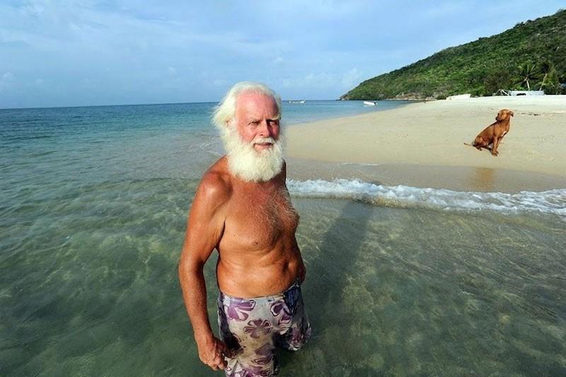 Bir zamanlar milyonerdi, şimdi ıssız adada yaşıyor - Sayfa: 1