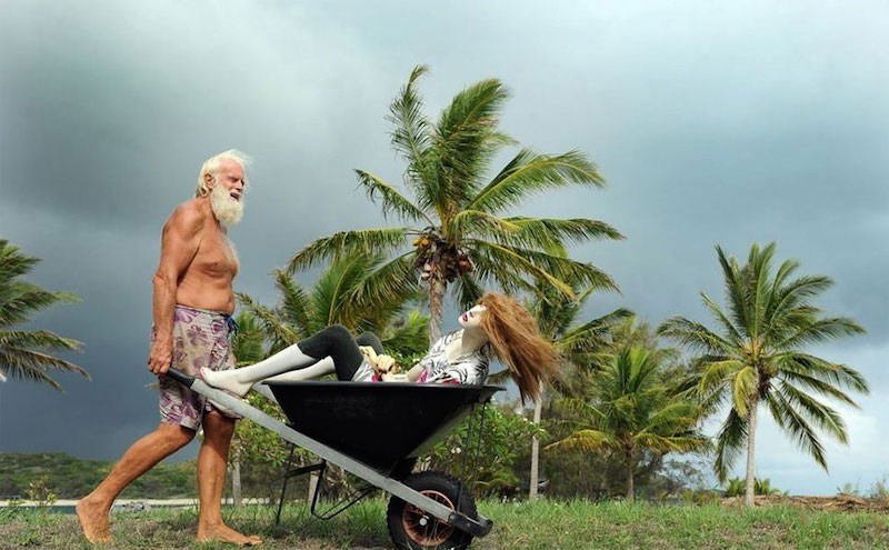 Bir zamanlar milyonerdi, şimdi ıssız adada yaşıyor - Sayfa: 4