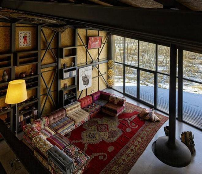 Ünlü yönetmenin Erzincan'daki evi dünyanın dikkatini çekti!