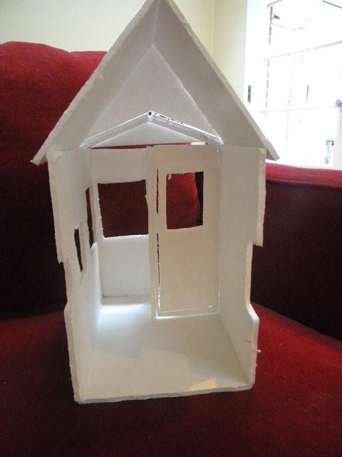 Küçük yaşta öyle bir ev inşa etti ki... - Sayfa: 2