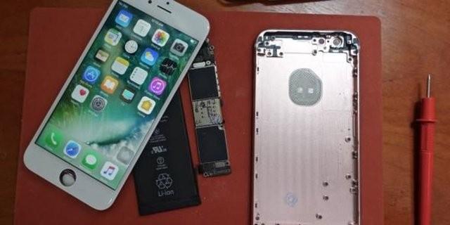 1100 liraya kendi iPhone telefonunu yaptı