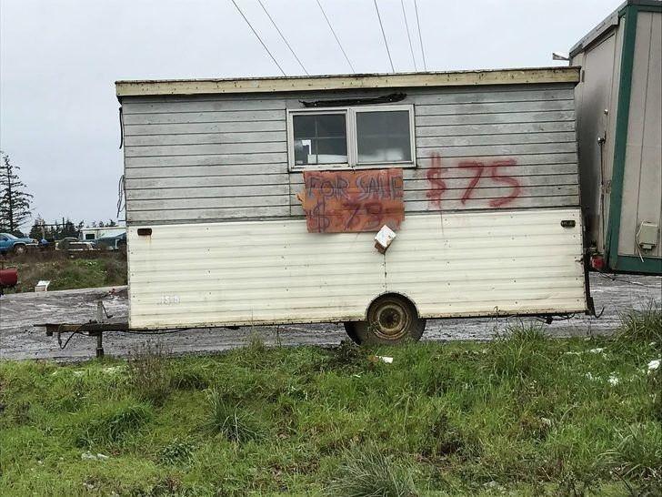 Kira Vermekten Yorulunca 350 Liraya Kendi Evini Yaptı