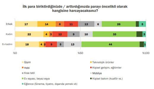 Türkiye'nin Harcama, Biriktirme ve Yatırım Alışkanlıkları - Sayfa: 1