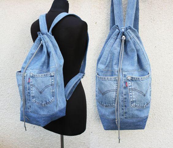 Eskimiş Pantolonlardan Yapabileceğiniz 20 Kendin Yap Fikri - Sayfa: 2