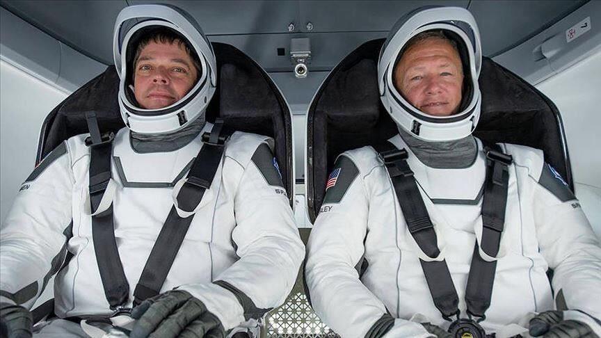Astronotlar Kaç Para Kazanıyor? - Sayfa: 3