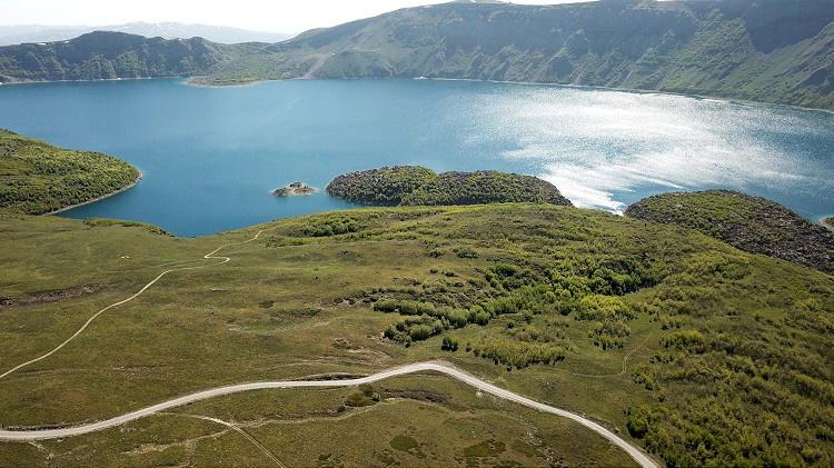 Mükemmeliyet Ödüllü Göl Turizme Açıldı - Sayfa: 2