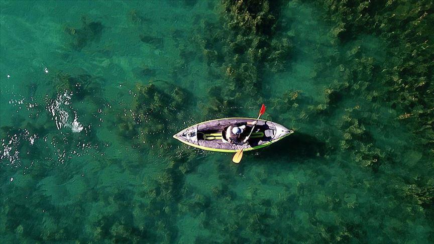 Mükemmeliyet Ödüllü Göl Turizme Açıldı - Sayfa: 3